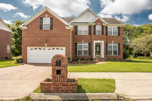 276 Wisteria Dr, Franklin, TN 37064 (MLS #RTC2184528) :: Benchmark Realty