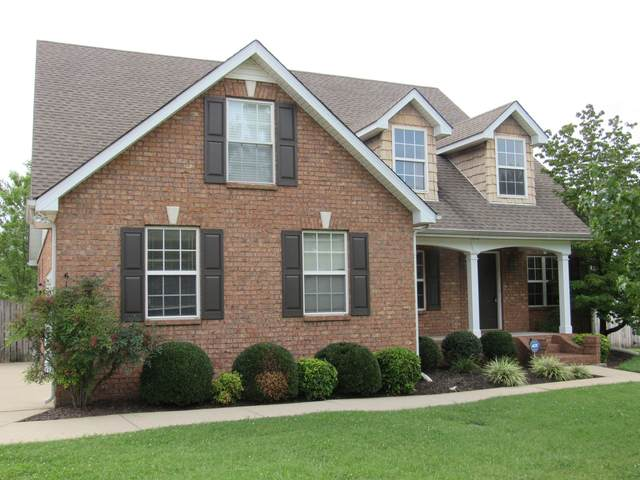 610 Cason Ln, Murfreesboro, TN 37128 (MLS #RTC2184671) :: Village Real Estate