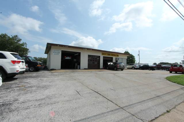 1620 9th St E, Hopkinsville, KY 42240 (MLS #RTC2184893) :: The Group Campbell