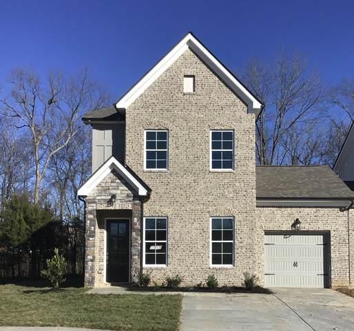 137 Bellagio Villas Dr #14, Spring Hill, TN 37174 (MLS #RTC2185074) :: Village Real Estate