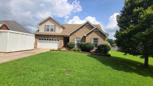 783 Vera Dr, Clarksville, TN 37040 (MLS #RTC2185096) :: Maples Realty and Auction Co.