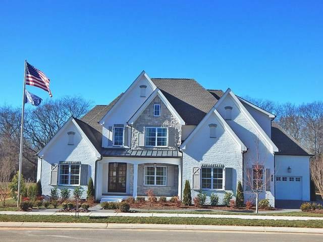 5809 Wagonvale Dr - Lot 128, Arrington, TN 37014 (MLS #RTC2185207) :: Nashville Home Guru