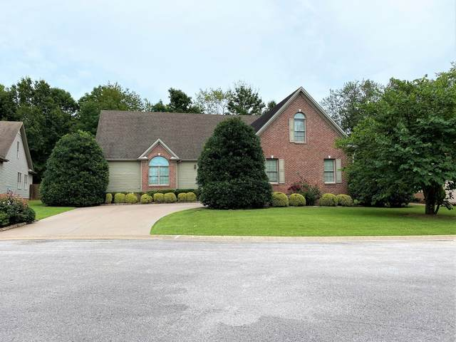 357 Irish Cir, Hopkinsville, KY 42240 (MLS #RTC2185217) :: Village Real Estate