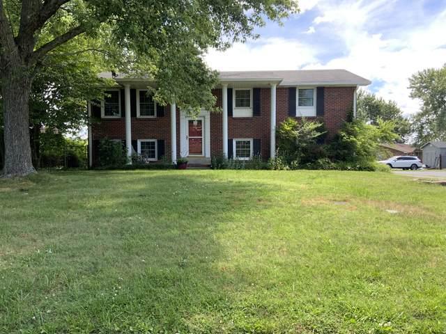 119 Fischer Dr, Springfield, TN 37172 (MLS #RTC2185308) :: Village Real Estate