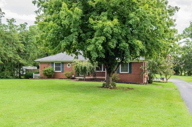 1507 Williamsport Pike, Columbia, TN 38401 (MLS #RTC2185424) :: Village Real Estate