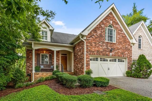 131 Woodmont Blvd #F, Nashville, TN 37205 (MLS #RTC2185480) :: Hannah Price Team