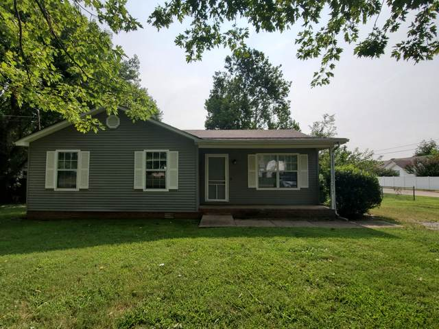 217 New Gritton Ave, Oak Grove, KY 42262 (MLS #RTC2185497) :: Berkshire Hathaway HomeServices Woodmont Realty