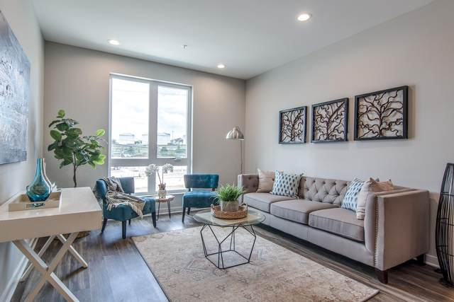 5403 Centennial Blvd #302, Nashville, TN 37209 (MLS #RTC2185508) :: Christian Black Team