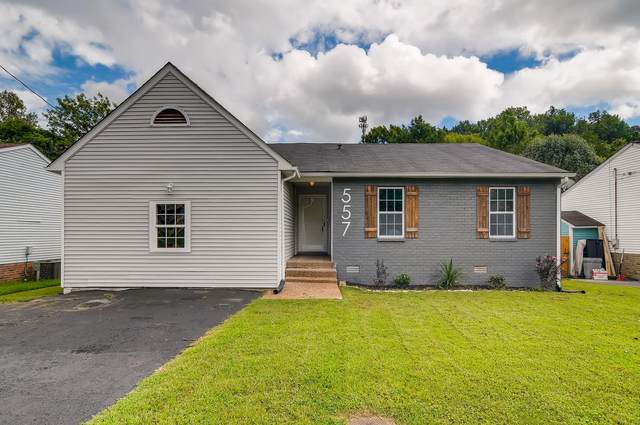 557 Michele Dr, Antioch, TN 37013 (MLS #RTC2185627) :: Maples Realty and Auction Co.