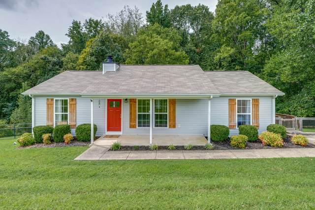 1222 Chapmansboro Rd, Chapmansboro, TN 37035 (MLS #RTC2185759) :: RE/MAX Homes And Estates