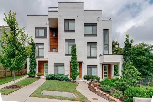 2007 Beech Ave, Nashville, TN 37204 (MLS #RTC2185832) :: The Helton Real Estate Group