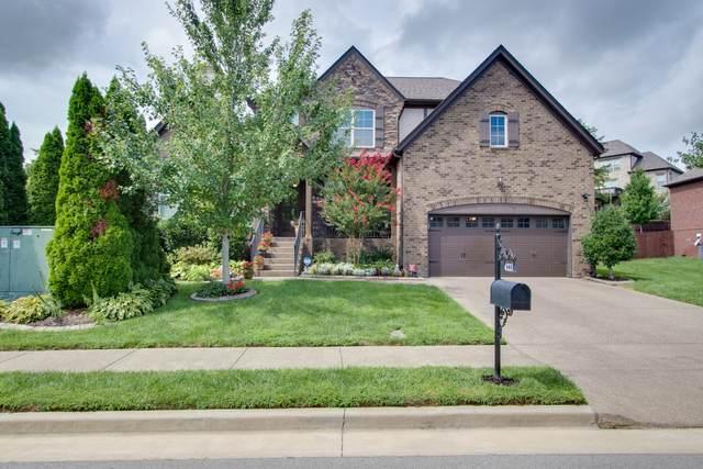 4221 Stone Hall Blvd, Hermitage, TN 37076 (MLS #RTC2185861) :: Village Real Estate