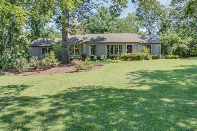 710 W Meade Dr, Nashville, TN 37205 (MLS #RTC2185867) :: RE/MAX Homes And Estates