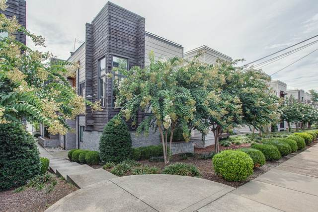 1066B 2nd Ave S B, Nashville, TN 37210 (MLS #RTC2185925) :: Village Real Estate