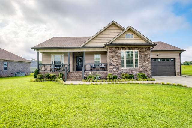 515 Brookside Dr, Mount Pleasant, TN 38474 (MLS #RTC2185937) :: Village Real Estate