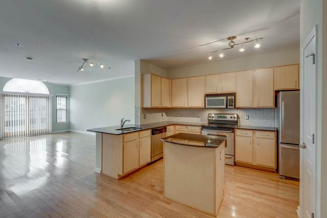 1803 Broadway #608, Nashville, TN 37203 (MLS #RTC2185974) :: The Milam Group at Fridrich & Clark Realty