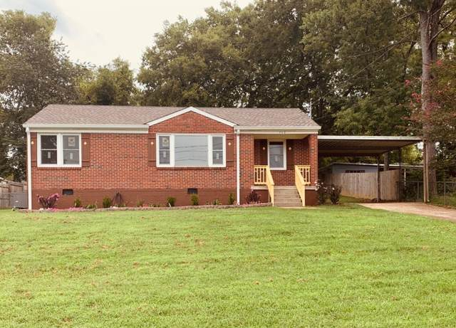 702 Poplar St, Columbia, TN 38401 (MLS #RTC2186072) :: FYKES Realty Group