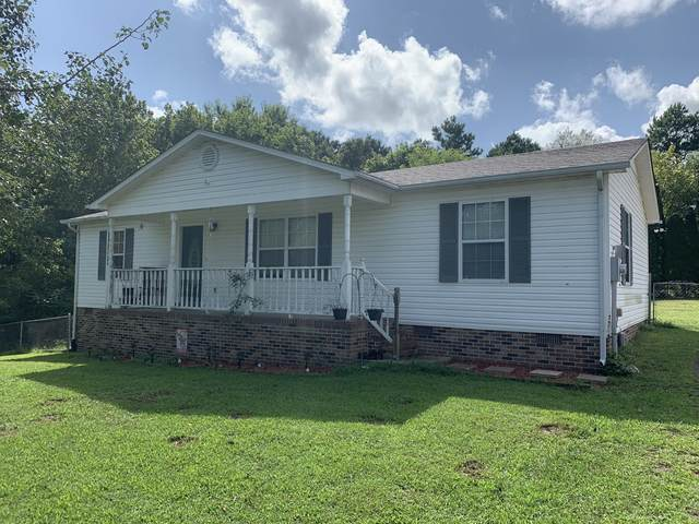 819 Hayes Rd, Lawrenceburg, TN 38464 (MLS #RTC2186206) :: Village Real Estate