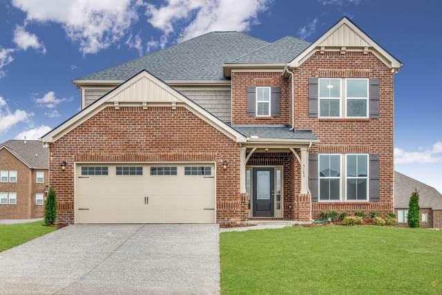 3731 Magpie - Lot 162, Murfreesboro, TN 37128 (MLS #RTC2186213) :: Exit Realty Music City