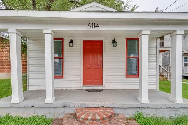 6114 New York Ave, Nashville, TN 37209 (MLS #RTC2186259) :: Berkshire Hathaway HomeServices Woodmont Realty
