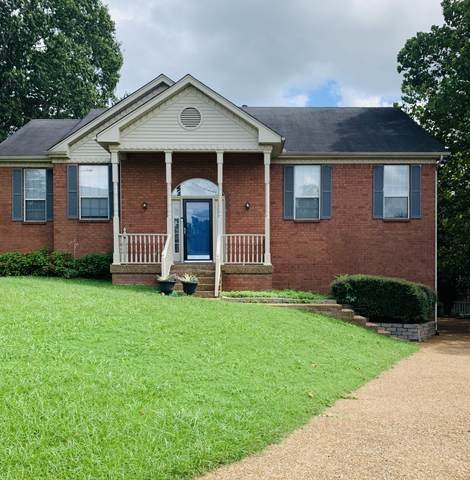 2001 Strombury Dr, Hermitage, TN 37076 (MLS #RTC2186286) :: Village Real Estate