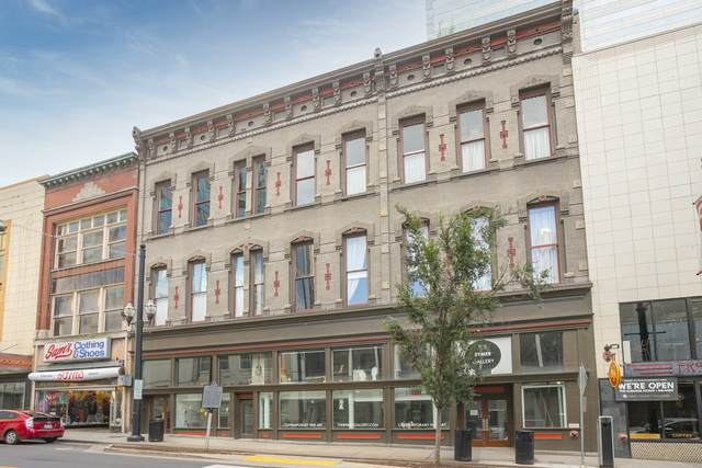 231 5th Ave N #306, Nashville, TN 37219 (MLS #RTC2186303) :: RE/MAX Homes And Estates