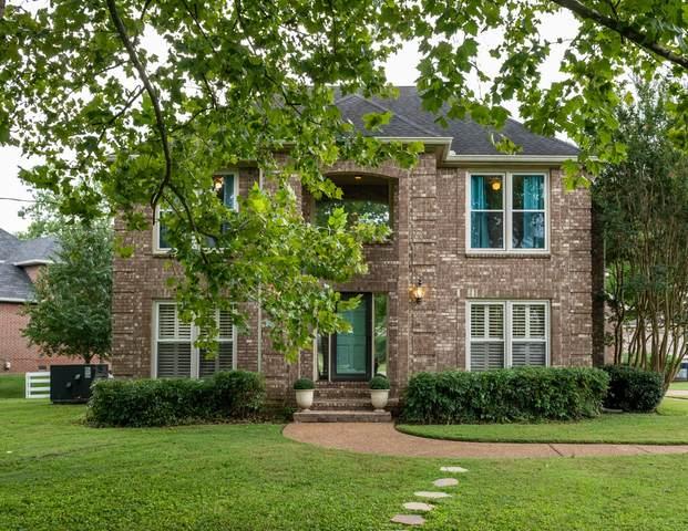 6612 N Creekwood Dr, Brentwood, TN 37027 (MLS #RTC2186536) :: Village Real Estate