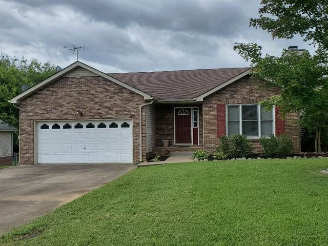 1770 Brittney Ct, Clarksville, TN 37042 (MLS #RTC2186547) :: Village Real Estate