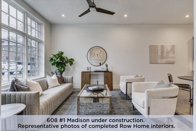 608 Madison Street, Nashville, TN 37208 (MLS #RTC2186558) :: The Adams Group