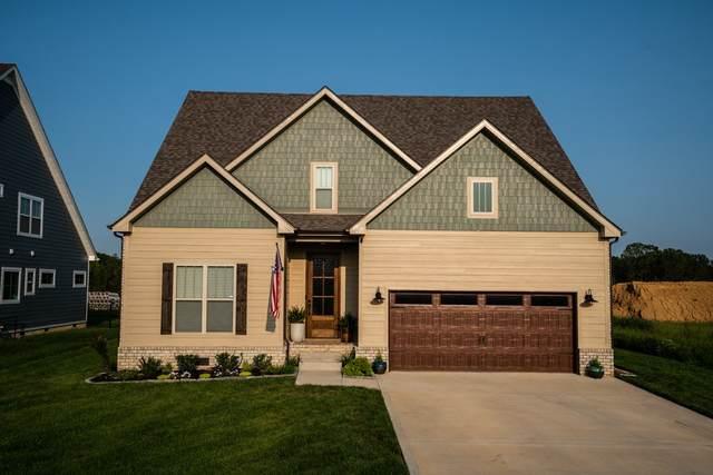 1421 Hereford Blvd, Clarksville, TN 37043 (MLS #RTC2186565) :: Village Real Estate