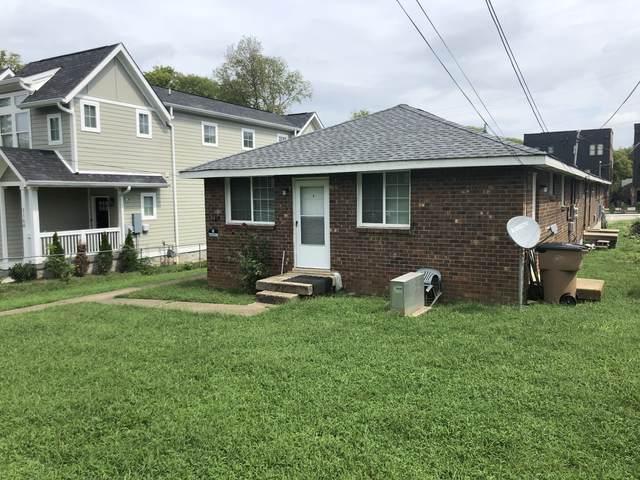 714 27th Ave N, Nashville, TN 37208 (MLS #RTC2186579) :: Village Real Estate
