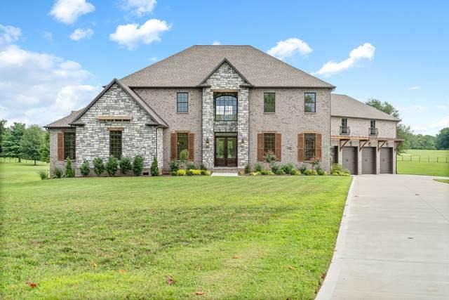 461 Maxshire Ct, Clarksville, TN 37043 (MLS #RTC2186609) :: Village Real Estate