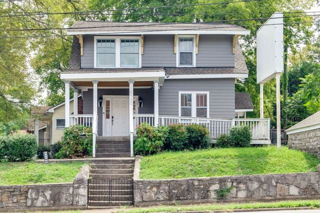 1100 Douglas Ave, Nashville, TN 37206 (MLS #RTC2186735) :: FYKES Realty Group