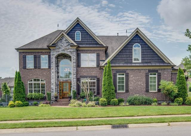 1105 Rombauer Dr, Franklin, TN 37067 (MLS #RTC2186876) :: Village Real Estate