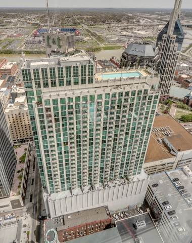 415 Church St #2903, Nashville, TN 37219 (MLS #RTC2186925) :: Christian Black Team