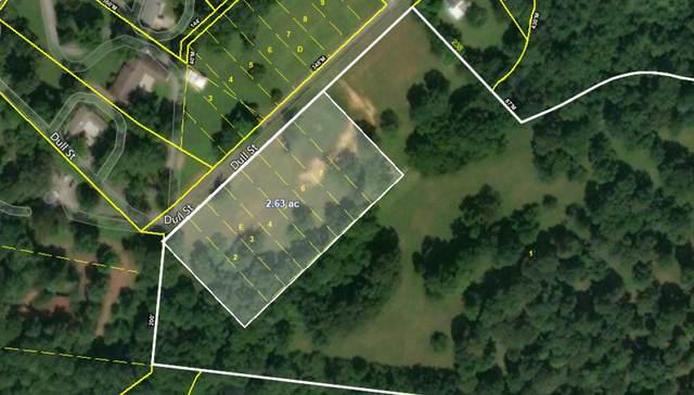 0 Dull Street, Dickson, TN 37055 (MLS #RTC2187091) :: Village Real Estate