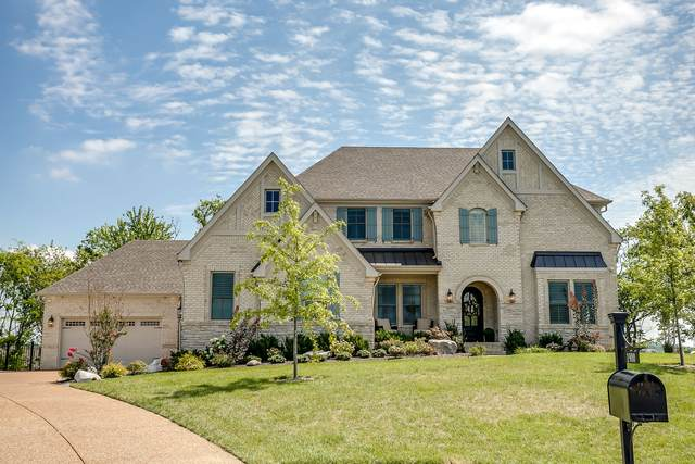 1900 Chagford Ct, Brentwood, TN 37027 (MLS #RTC2187125) :: Village Real Estate