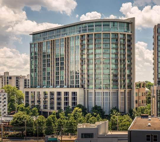 900 20th Ave S #811, Nashville, TN 37212 (MLS #RTC2187201) :: Village Real Estate