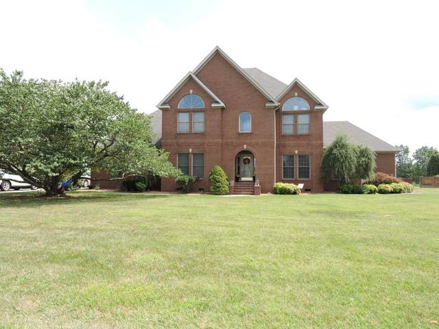 376 Willow Brook Dr, Manchester, TN 37355 (MLS #RTC2187213) :: The Group Campbell