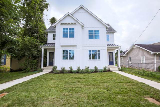 6007A California Ave, Nashville, TN 37209 (MLS #RTC2187346) :: RE/MAX Homes And Estates
