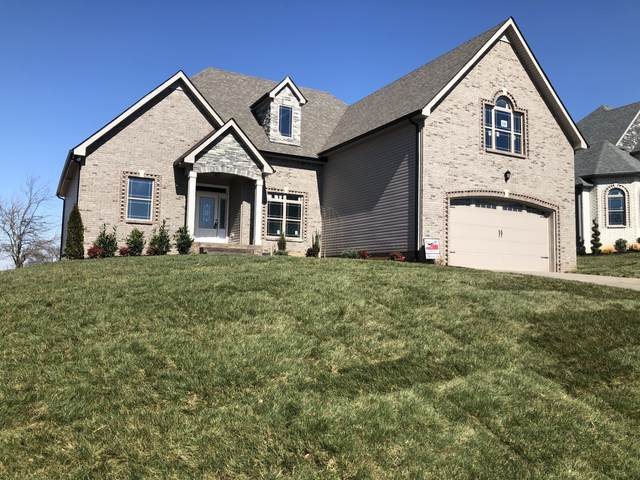 219 Timber Springs, Clarksville, TN 37042 (MLS #RTC2187388) :: Ashley Claire Real Estate - Benchmark Realty
