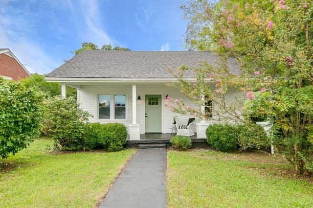 1012 Clemmons St, Nashville, TN 37210 (MLS #RTC2187420) :: Village Real Estate