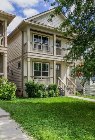 604 45th Ave N, Nashville, TN 37209 (MLS #RTC2187593) :: Exit Realty Music City