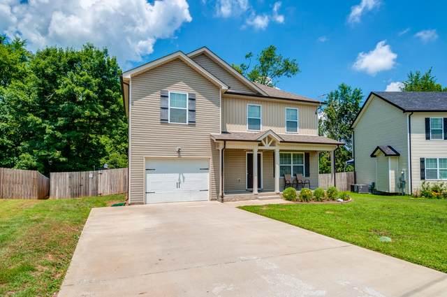 550 Magnolia Dr, Clarksville, TN 37042 (MLS #RTC2187653) :: RE/MAX Homes And Estates