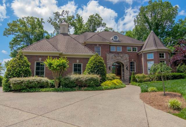 9615 Mitchell Pl, Brentwood, TN 37027 (MLS #RTC2187689) :: Village Real Estate