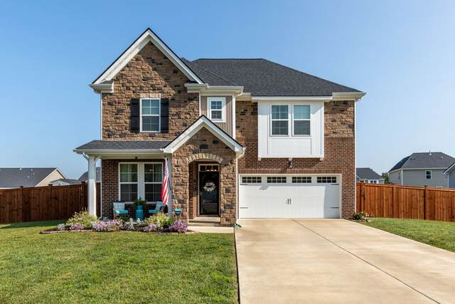 3510 Willow Bay Ln, Murfreesboro, TN 37128 (MLS #RTC2187745) :: Village Real Estate