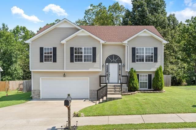 1636 Broad Cir, Clarksville, TN 37042 (MLS #RTC2187747) :: Village Real Estate