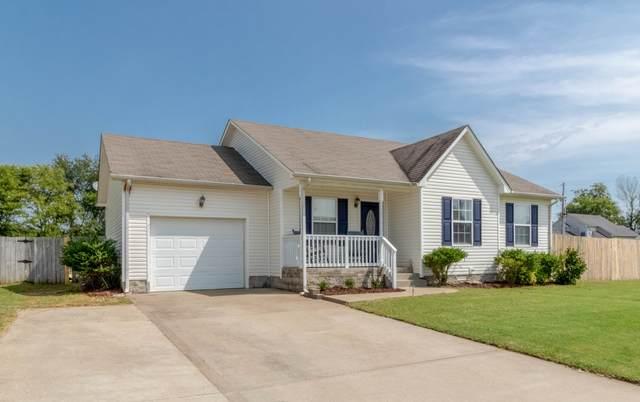 124 N Cavalcade Cir, Oak Grove, KY 42262 (MLS #RTC2187761) :: RE/MAX Homes And Estates