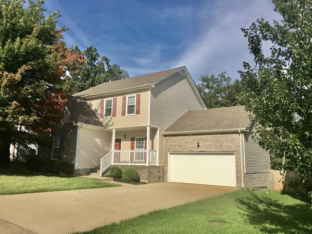 3539 Oak Creek Dr, Clarksville, TN 37040 (MLS #RTC2187901) :: RE/MAX Homes And Estates