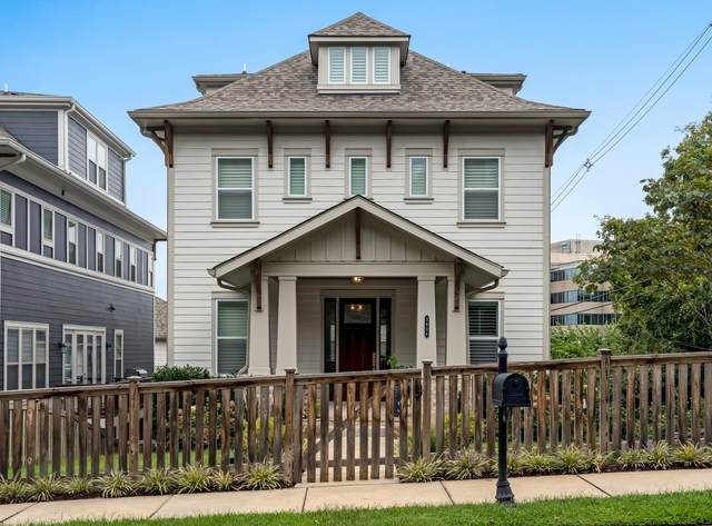 3404 Love Cir, Nashville, TN 37212 (MLS #RTC2187951) :: Ashley Claire Real Estate - Benchmark Realty